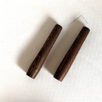 wenge capsule stem - short