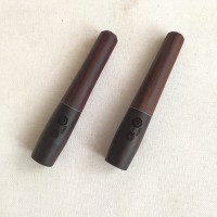 philippine ebony / indian rosewood kingwood capsule stem - medium