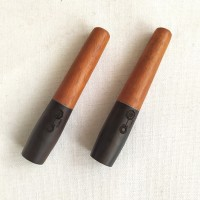 philippine ebony / mahogany capsule stem - medium