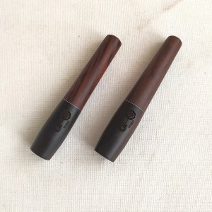 philippine ebony / sonokeling rosewood capsule stem - medium