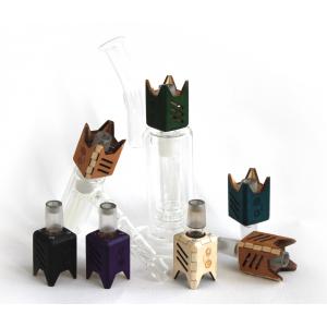FLAM - Borosilicate Glass Butane Torch heated Aromatherapy